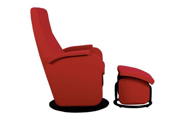 Dementia Care Chair ThevoChair with stool